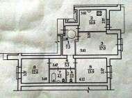 """Продам 3 комнатную квартиру в ЖК """"Столичном""""."""""""